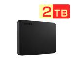 "Toshiba 2TB A3 Canvio Basics 2.5"" 外接硬碟"