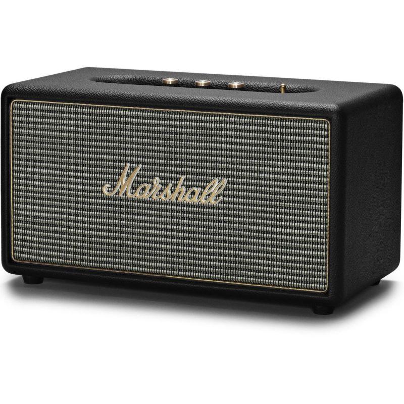 MARSHALL - STANMORE 英國搖滾經典 STANMORE 藍芽喇叭 (黑色)