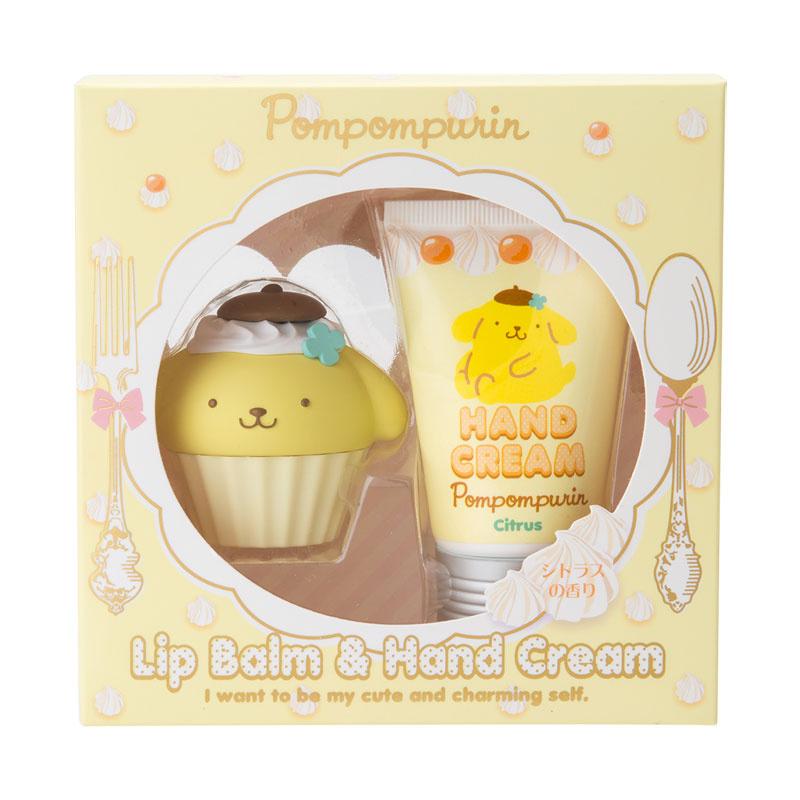 日本SANRIO Hello Kitty 護唇膏手霜套裝 [7款]