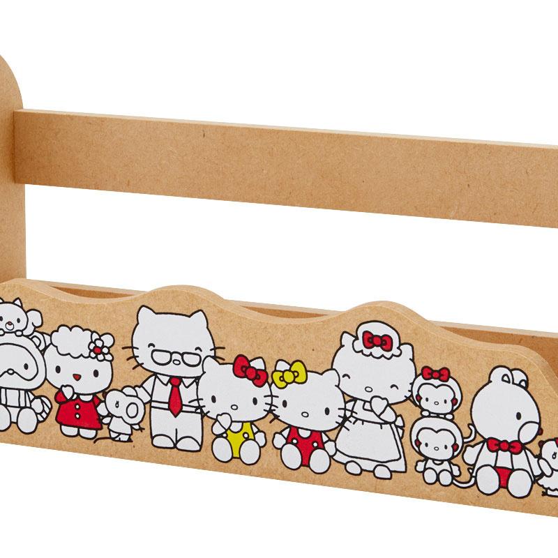 日本SANRIO Hello Kitty 置物架