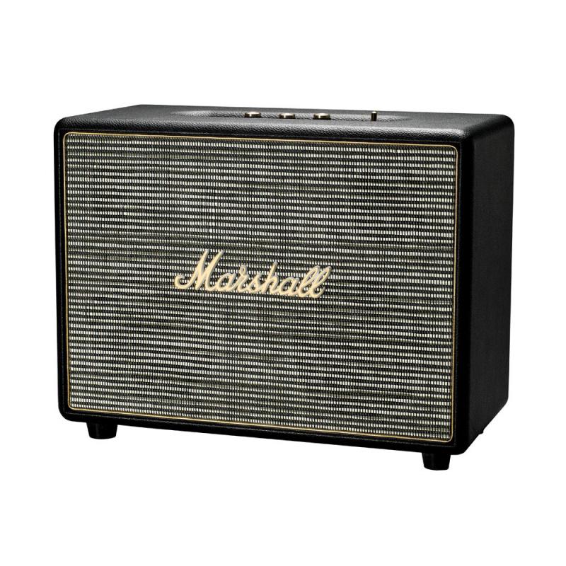 MARSHALL - Woburn 藍牙喇叭-Black 經典黑