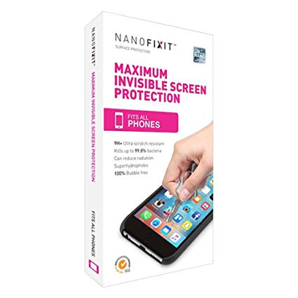 Naofixit 高科技隱形納米保護膜 [3款]