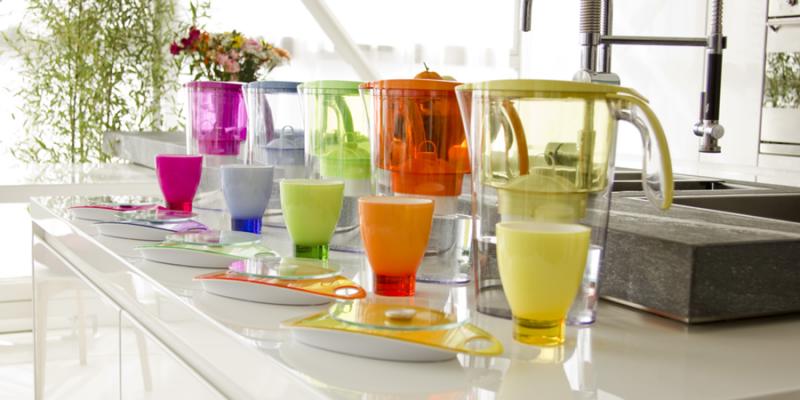 LAICA 彩色系列 2.3L 高效雙流濾水壺 [6色]