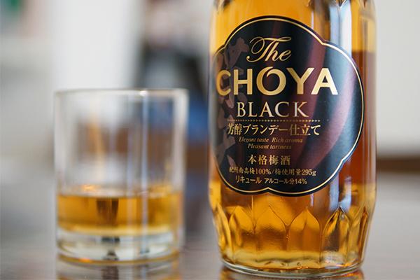 日版 Choya Black 黑牌白蘭地梅酒 720ml 【市集世界 - 日本市集】