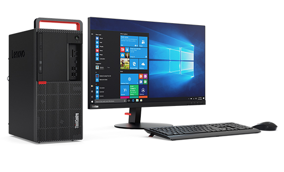 Lenovo ThinkCentre M920t- i7-8700 4GB 1TB