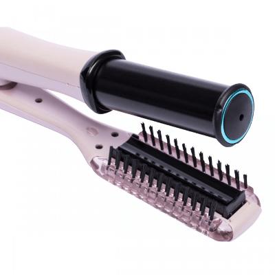 鑽轉 Zuanzhuan LUXE 5X Wet to Dry 32mm 乾濕兩用捲髮器 粉紅色 香港行貨