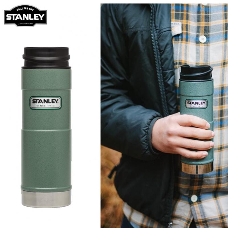 Stanley 不銹鋼真空保溫杯 473mL [2色]
