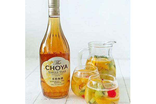 日版 Choya 本格 1年梅酒 720ml 【市集世界 - 日本市集】