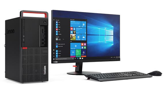 "Lenovo ThinkCentre M920z- 23.8"" i7-8700 8GB 256GB"