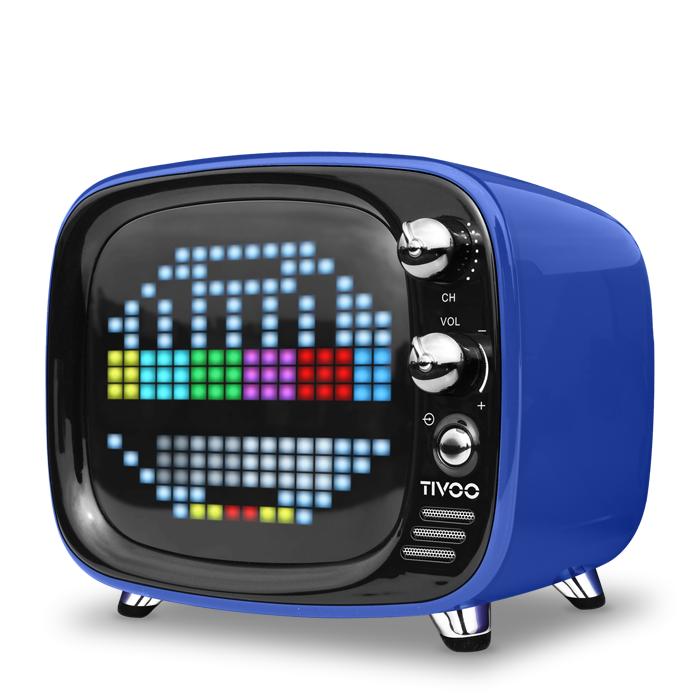 Divoom Tivoo 可愛復古造型電視機藍芽喇叭