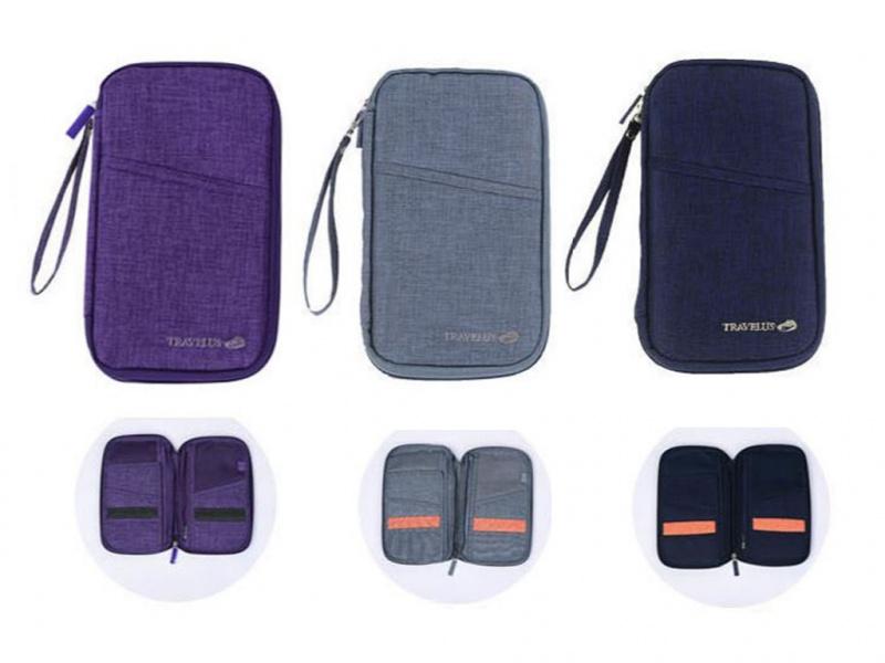 旅行收納袋 [護照包/襯衫袋/梳洗袋/旅行袋]