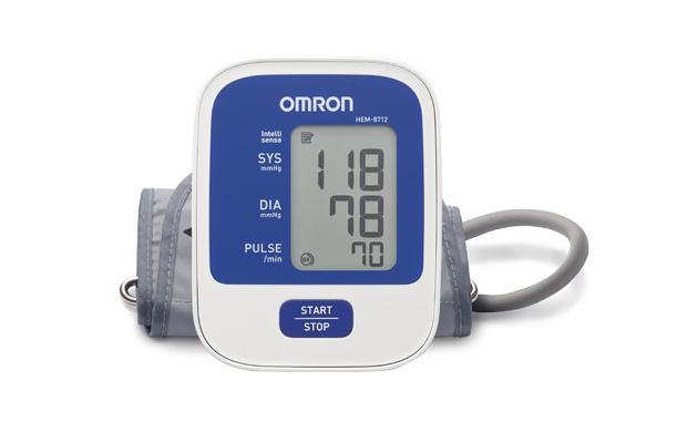 Omron HEM-8712 手臂式血壓計