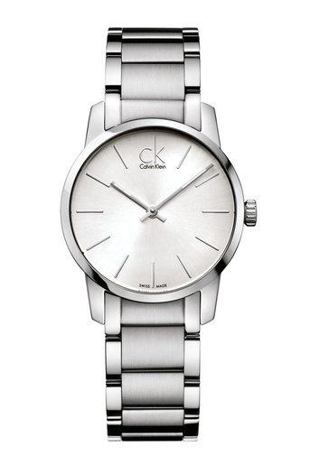 Calvin Klein CITY 城市經典簡約腕錶 #K2G23126
