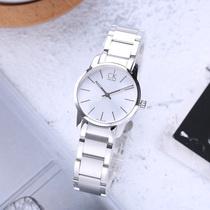 Calvin Klein CITY 城市經典簡約腕錶 [K2G23126]