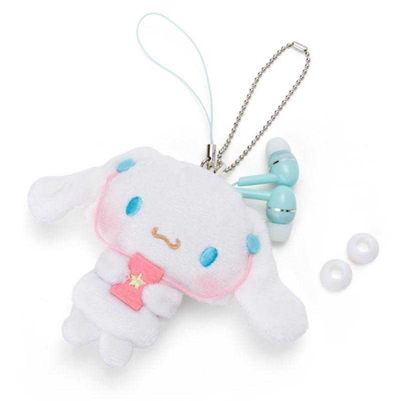 日本SANRIO Hello Kitty 公仔耳機 [3款]