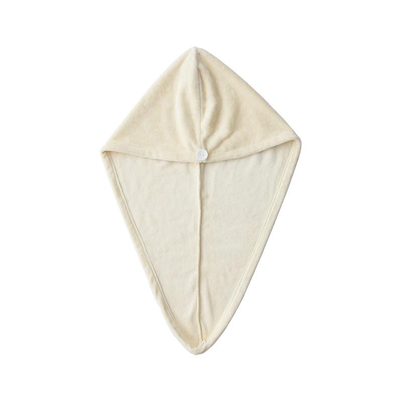 吸水乾髮包頭帽巾 [2條]