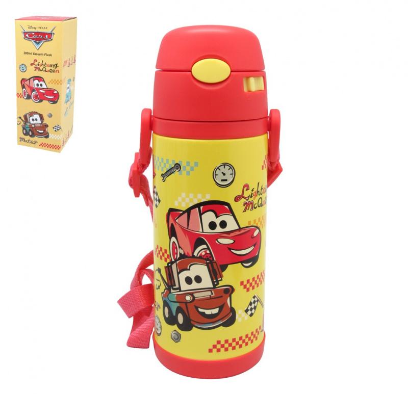 Disney迪士尼真空冷熱保溫杯 380ml(連飲管)