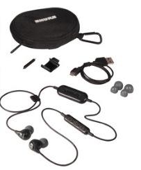 Shure SE112-K-BT1 藍牙入耳式隔音耳筒
