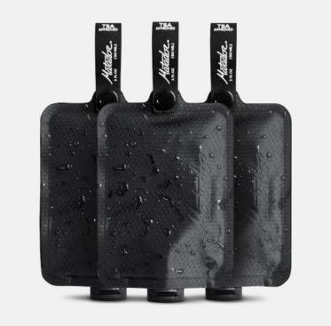 Matador FlatPak Toiletry Bottle - MATFPB1001B 3Pack