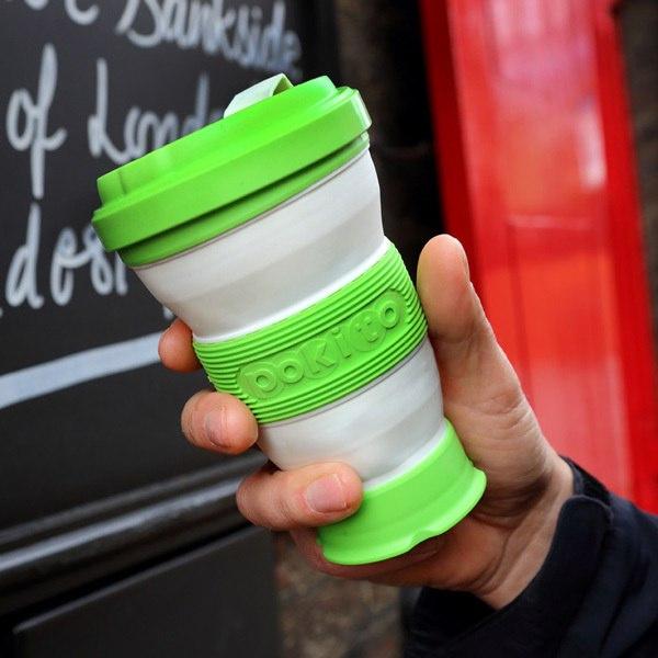 英國Pokito 口袋環保伸縮杯