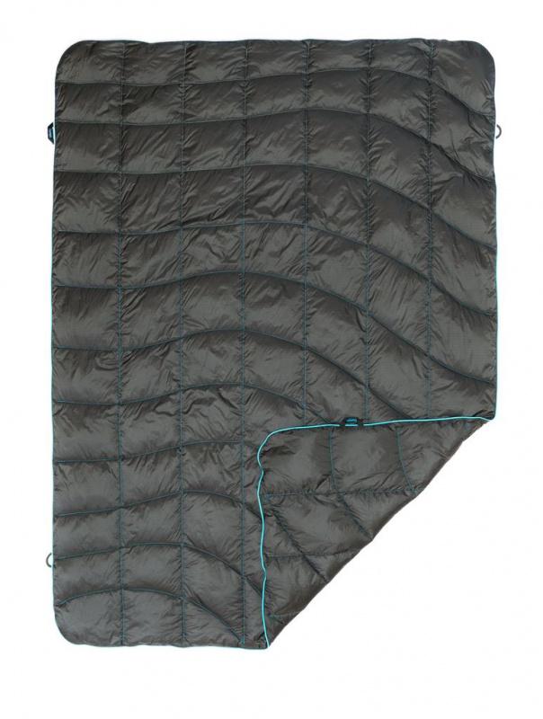 美國Rumpl Down Puffy Blanket超輕羽絨戶外露營毯
