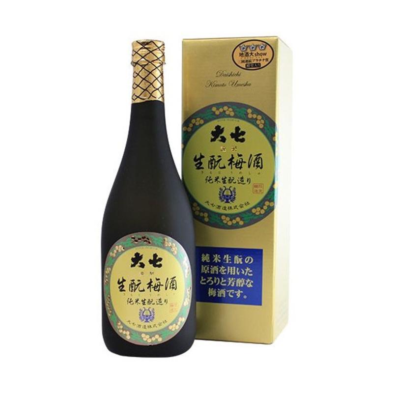 大七 生酛梅酒