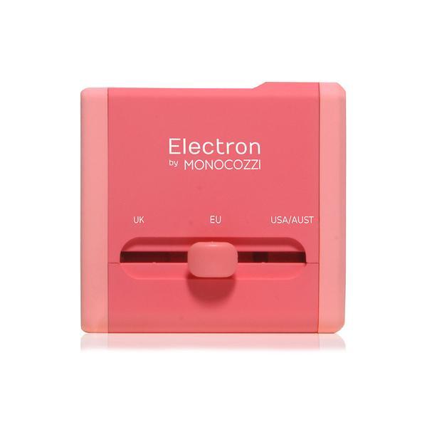 Monocozzi Smighty 迷你2.1A 雙USB充電旅行轉換器 [4色]