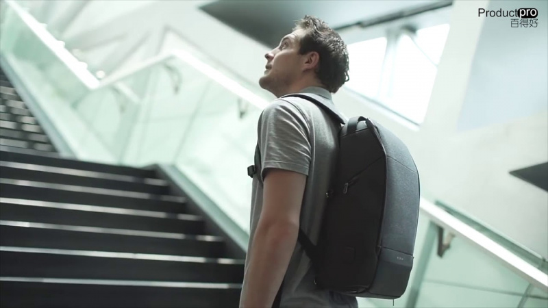 美國Korin flexpack pro 多功能防盜背囊