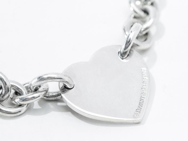 Tiffany & Co 蒂芬尼 纯銀925 手鏈 (21149802)