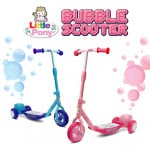 Little Pony Bubble Scooter 泡泡滑板車 [2色]