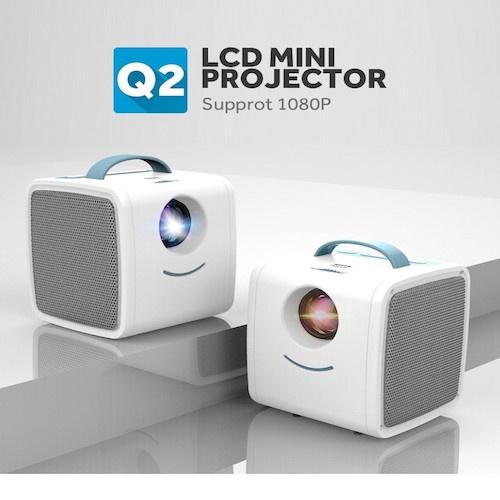 Q2 Kids mini 投影機