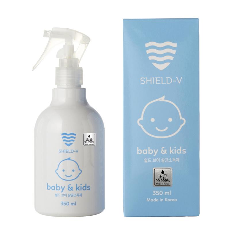 Shield-V 嬰幼兒配方抗菌噴霧 350ml