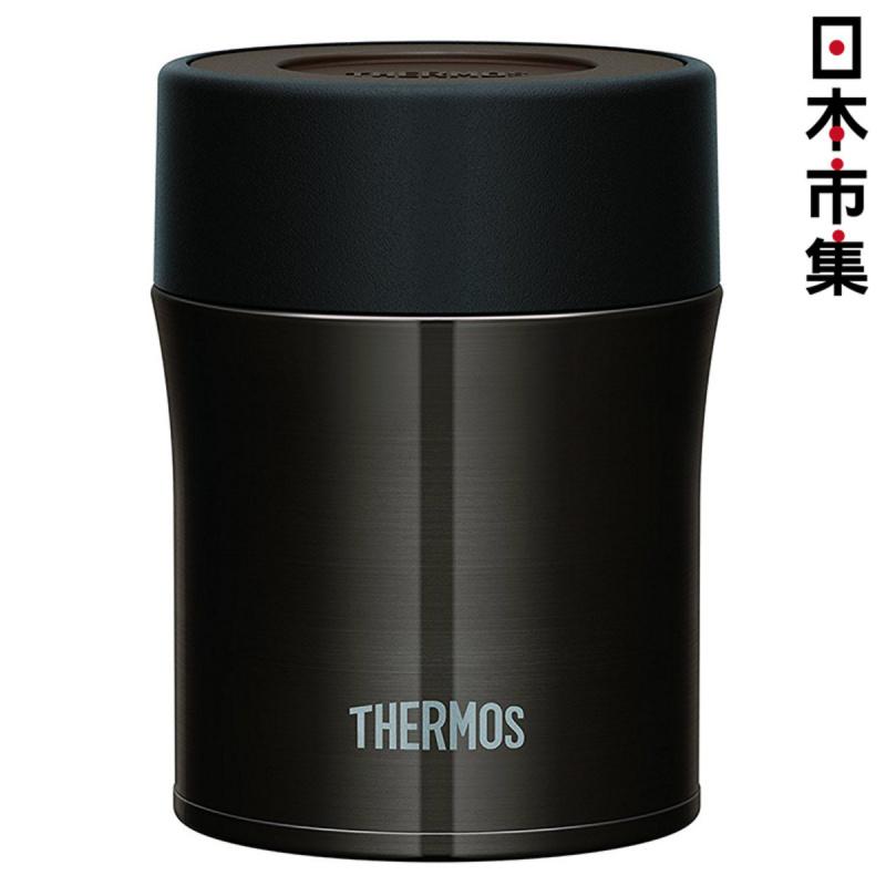 日版Thermos 膳摩師燜燒杯(黑色) 0.5L【市集世界 - 日本市集】