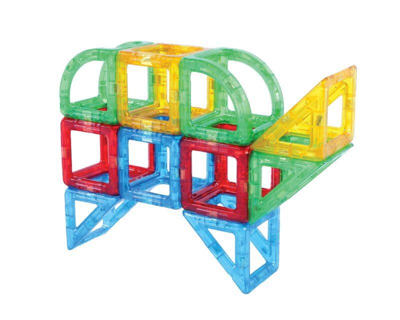 Little Pony x Magkinder 3D Creative Set 40pcs