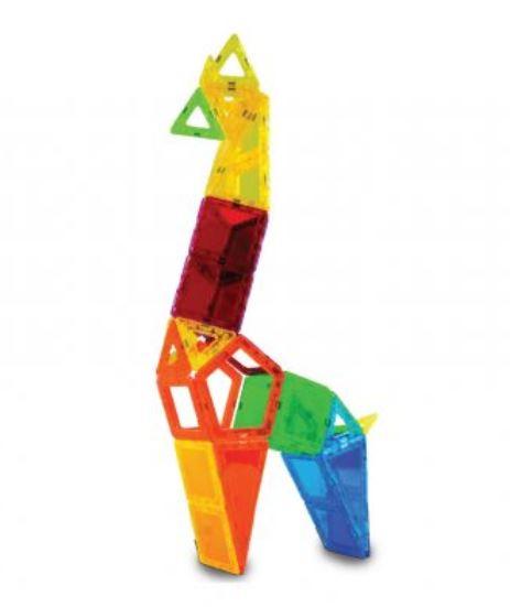 Little Pony x Magkinder 2D Creative Set 78pcs