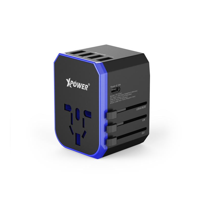 Xpower TA5C 28W Travel Adapter Type-C 旅行充電轉插 [2色]