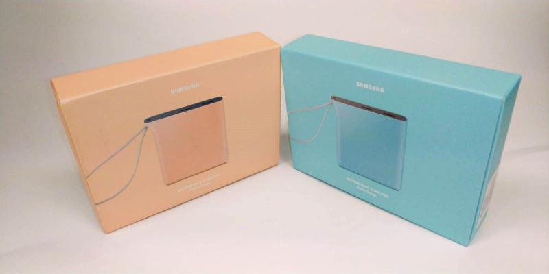 SAMSUNG SP1 流動充電器 10200mAh [2色]