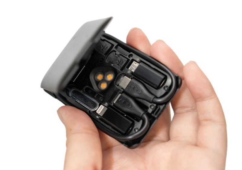 KableCARD 都市生存卡 [無線充電/多類型充電線/讀卡機]