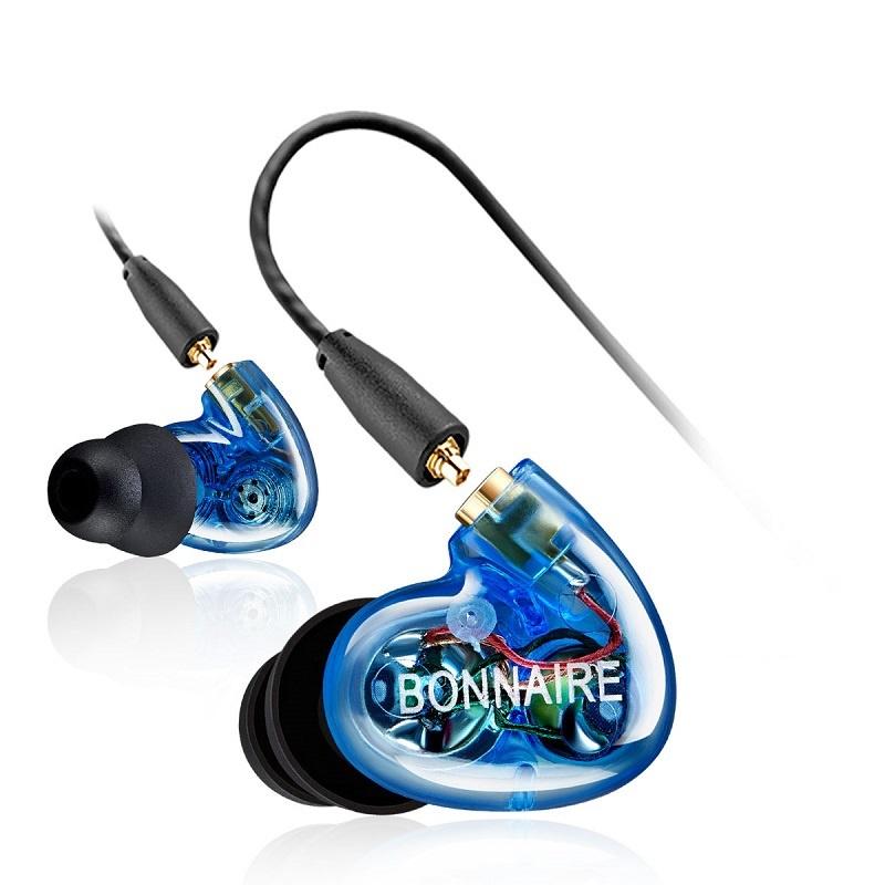 Bonnaire mx-335 震撼雙單元耳機 [2色]