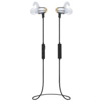Bonnaire mx-616 運動藍牙耳機 [金屬銀色]