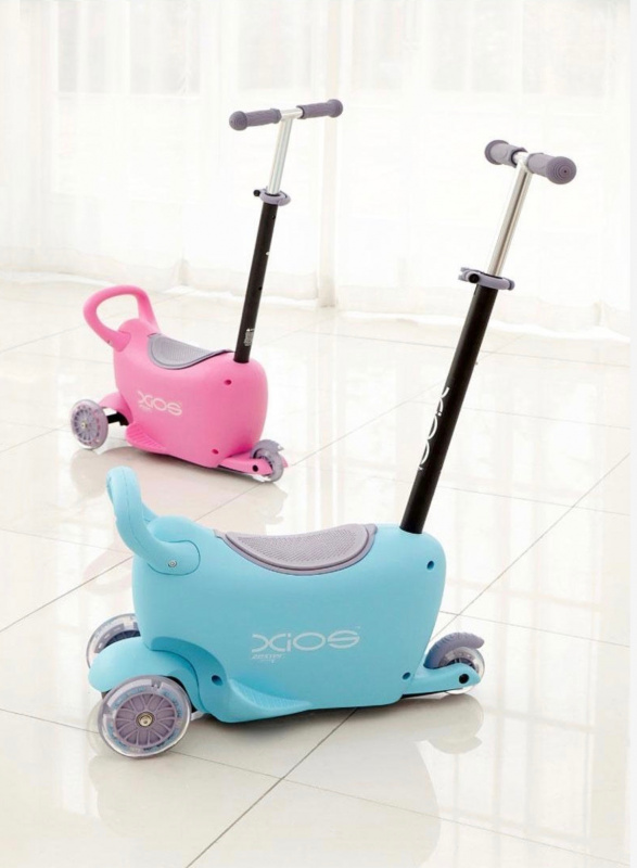 Little Pony X Zester 3in1 Scooter 3合1滑板車