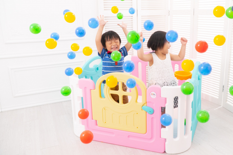 Little Pony Lollipop 韓國兒童遊戲圍欄