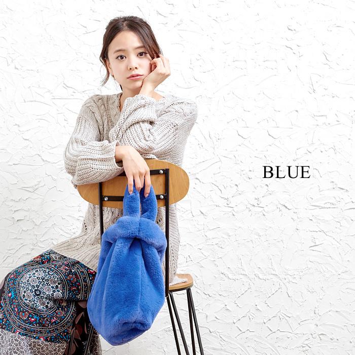 日本FURBAG毛毛手袋 [8色]