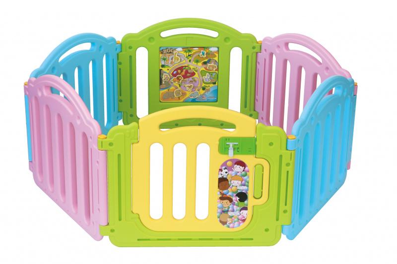 Little Pony 兒童多功能組合式遊戲圍欄