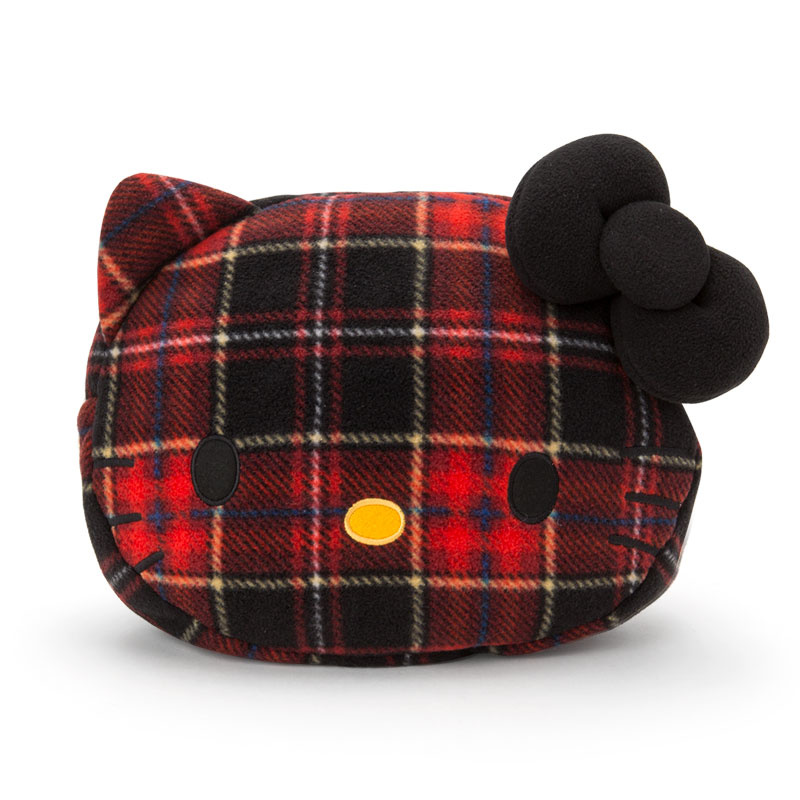 日本SANRIO Hello Kitty 咕臣毛毯