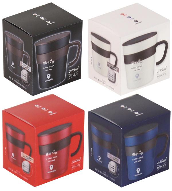 日本cococafe MugCup [4色]