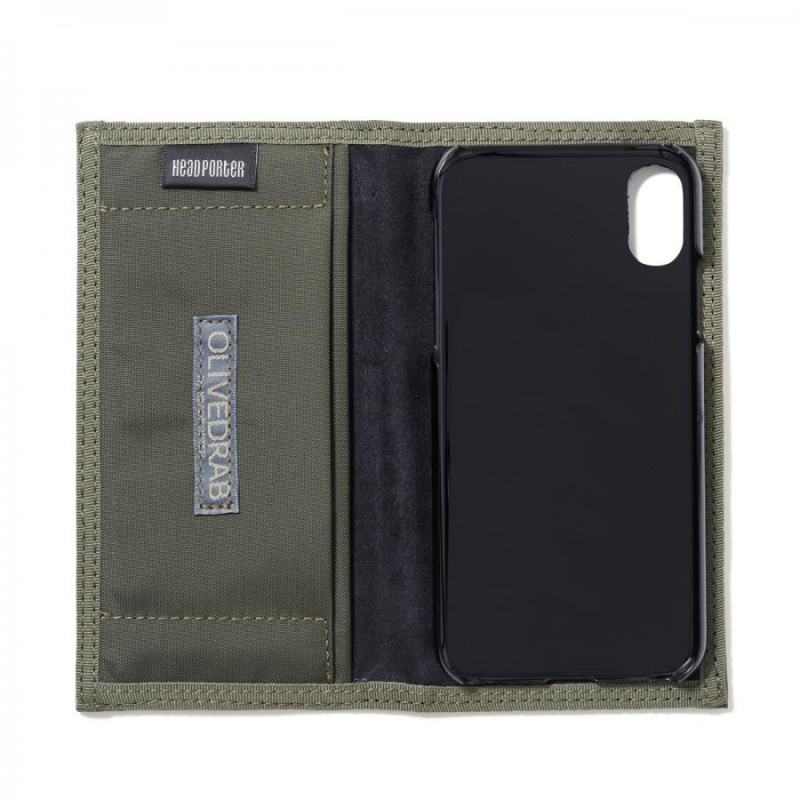 日本HEADPORTER iPhone 8/8Plus/X case [3款][4色]