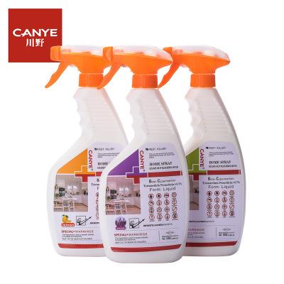 Canye 日本專利除蟲噴霧(跳蚤,臭蟲,蟎蟲)500ml