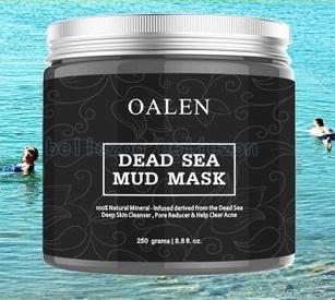 OALEN 死海泥面膜 (250ML)