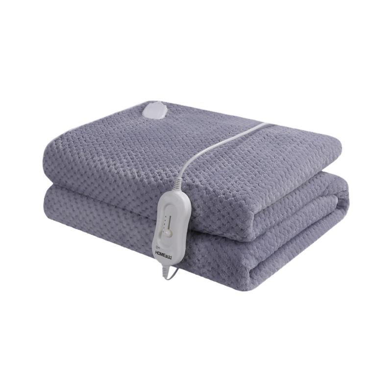 HOME@dd® HB91 單人貝貝絨電暖毯